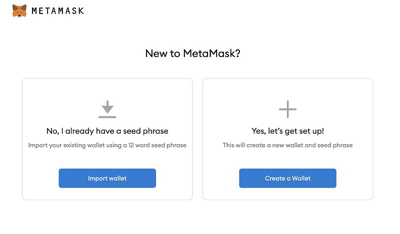 Hướng dẫn cách cài đặt Metamask bước 3