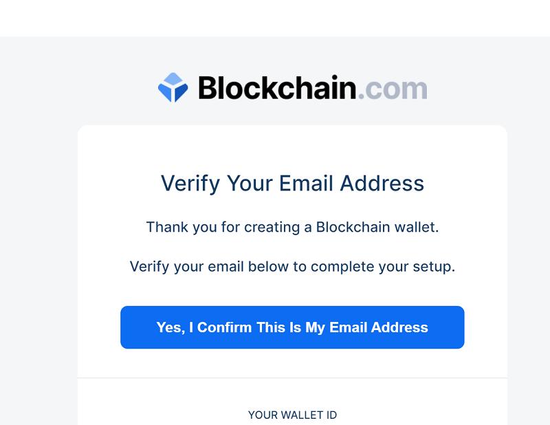 Cách tạo ví blockchain bước 3