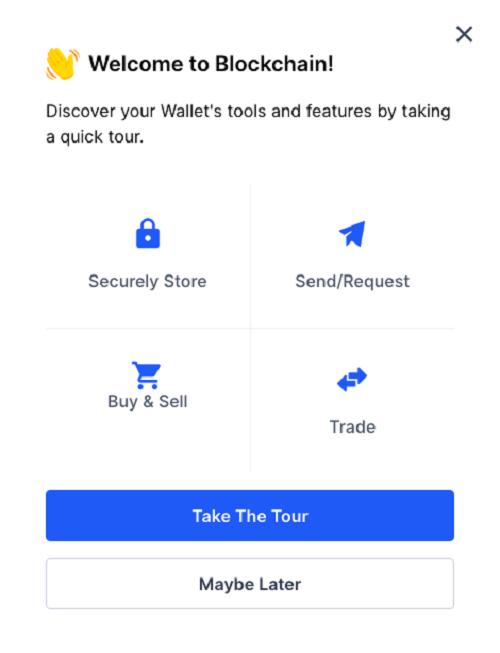 Cách tạo ví blockchain bước 4