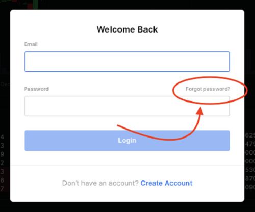 Cách khôi phục ví Blockchain bước 2