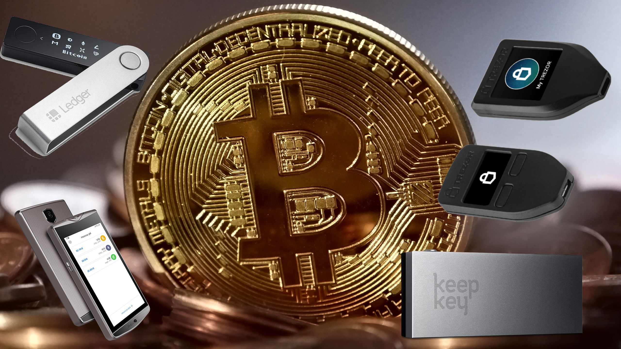 ví bitcoin tốt nhất