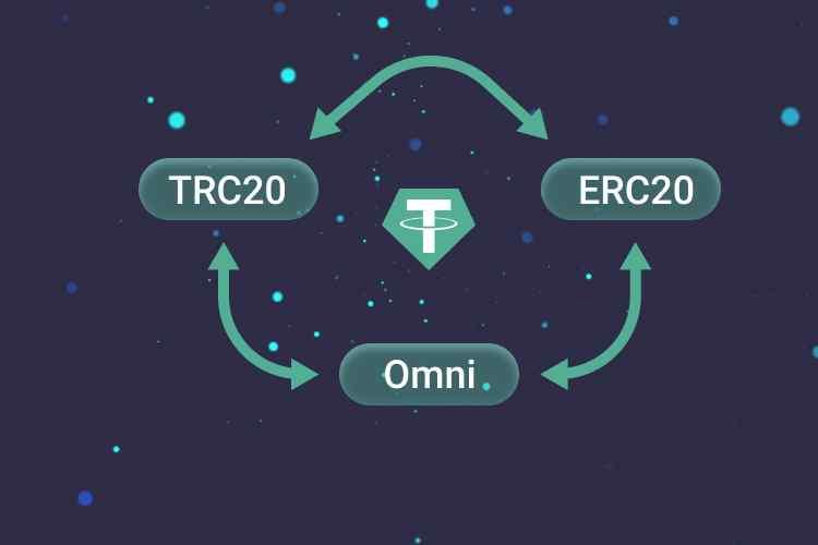 USDT Omni và USDT ERC20 hoàn toàn không giống nhau