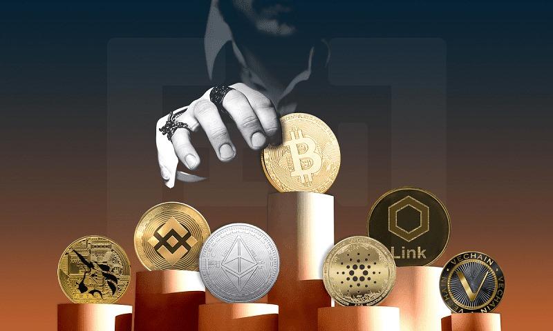 Phân loại Coin top