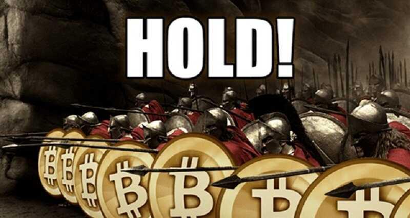 Chiến thuật Hold coin