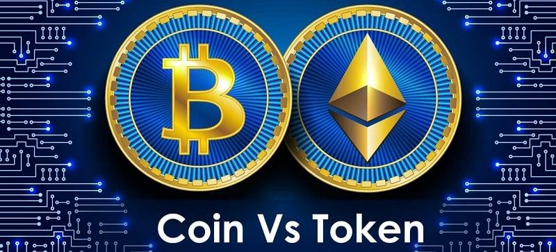 Phân biệt Token và Coin